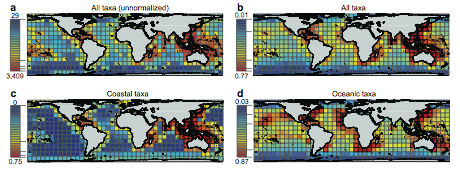 Home » Effects Of Ocean Acidification On Marine Species Ecosystems
